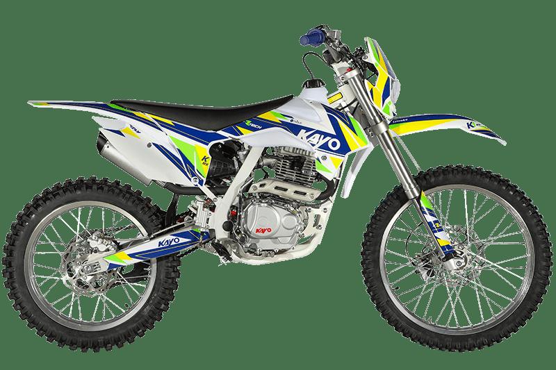 Мотоцикл KAYO K1 250 MX