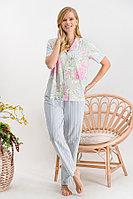 Пижама женская* L / 46-48, Светло-серый