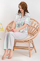 Пижама женская* XL / 48-50, Кремовый
