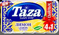 """Туалетное мыло TAZA """"Лимон"""" 300гр"""