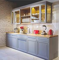 Кухня под заказ. Кухонный гарнитур Hamiltoun Muse премиум класса