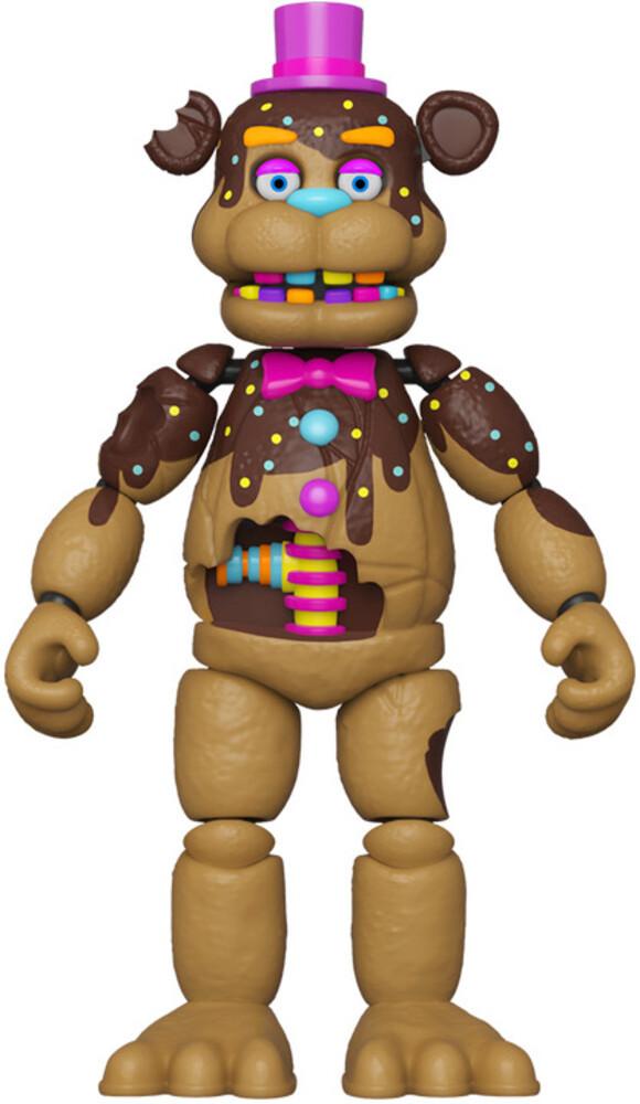 Five Nights at Freddy's Коллекционная Фигурка Шоколадный Фредди, Пять ночей Фредди