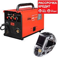 FUBAG Сварочный инверторный полуавтомат IRMIG 180 SYN с горелкой FB 250