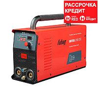 FUBAG Сварочный инвертор INTIG 200 DC + горелка FB TIG 26 5P 4m