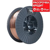 FUBAG Проволока сварочная сплошного сечения FB 70S 1.0 мм катушка 270 мм 15 кг