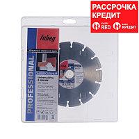 FUBAG Алмазный отрезной диск Universal Pro D180 мм/ 22.2 мм