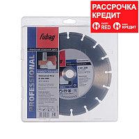 FUBAG Алмазный отрезной диск Universal Pro D230 мм/ 22.2 мм
