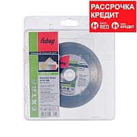FUBAG Алмазный отрезной диск Keramik Extra D125 мм/ 22.2 мм по керамике