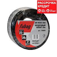 FUBAG Шланг с фитингами рапид, ПВХ усиленный, 20бар, 6x11мм, 20м