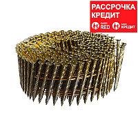 FUBAG Гвозди барабанные для N70C (2.50x57 мм, кольцевая накатка, 9000 шт)