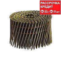 FUBAG Гвозди барабанные для N90C (3.05x83 мм, гладкие, 4500 шт)