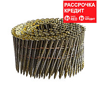 FUBAG Гвозди барабанные для N70C (2.50x65 мм, кольцевая накатка, 9000 шт)