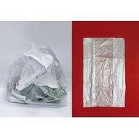 Пакеты для мусора BPI Recycled 59 л, прозрачный полиэтилен