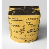 Контейнер бумажный универсальный Классика-Опт Bon Appetit 500-700 мл