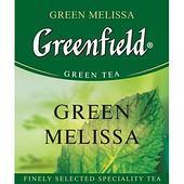 Чай зеленый пакетированный Greenfield Грин Мелисса
