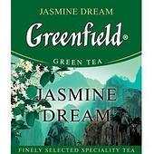 Чай зеленый пакетированный Greenfield Жасмин Дрим
