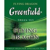 Чай зеленый пакетированный Greenfield Флаинг Драгон