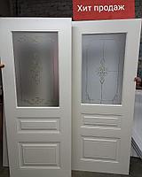 Межкомнатные двери Модель: Магнолия ваниль