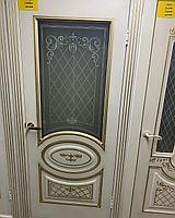 Межкомнатные двери Модель: Новелла ясень золото