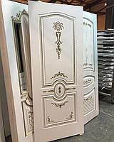 Межкомнатные двери Модель: Австрия белая эмаль
