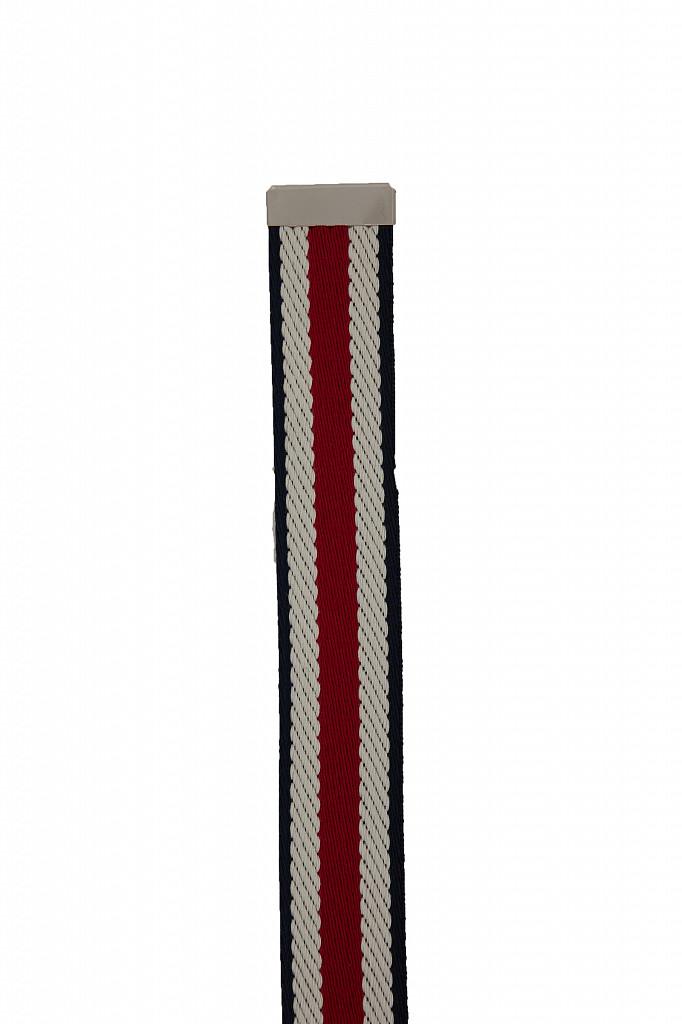 Ремень мужской Finn Flare, цвет красный, размер 100 - фото 2