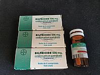 Бильтрицид 600мг 6 таблеток Bayer срок годности 08.2021
