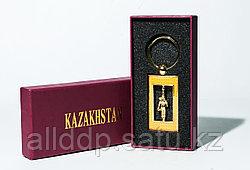 """Брелок """"Золотой человек"""" в подарочной коробке, 13 см"""