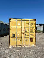 Утепленный жд контейнер бу