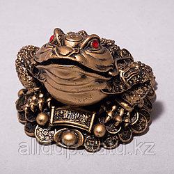 """""""Трехлапая жаба"""" (10 см)"""