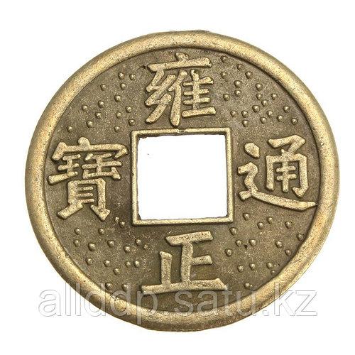 Китайская монета фен-шуй