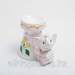 """Ароматическая лампа """"Слон"""" 20*10 см"""