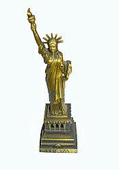"""Сувенир стальной, """"Статуя Свободы"""""""
