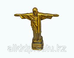 """Сувенир стальной, """"Статуя Христа-Искупителя"""""""