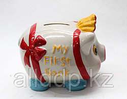 "Копилка ""My first bank"", 8*11 см"
