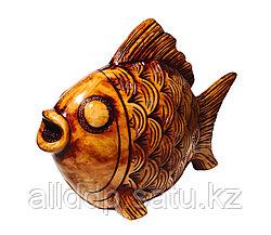 """Копилка """"Золотая рыбка"""", 43*35 см"""