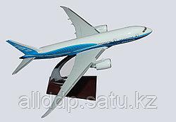 "Самолет-сувенир, ""Boing 787"", 260 мм"