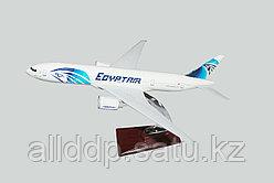 "Самолет-сувенир, ""EGYPTAIR"", 300 мм"