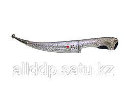 Декоративный кинжал, серебро
