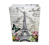 """Пакет подарочный, """"Париж"""", 52*40 см"""
