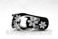 Зажигалка + открывалка для бутылок, черная