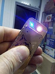 Зажигалка с USB прикуривателем