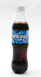Зажигалка, Pepsi