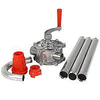 Ручной роторный бочковой насос для перекачки масла JYM JS-32
