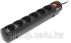 """Сетевой фильтр """"Tripplite cетевой фильтр ,6 розеток(10A,50-60Hz,220-230V) black,1.5 m M:GR16-1379T-1.5"""""""