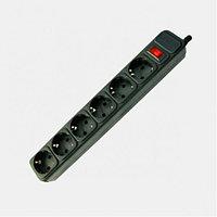 Сетевой фильтр Zwerg SP5B6-180 2500 Вт (Schuko 6 шт)