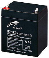 "Аккумуляторная батарея ""12V 5.0 Ah RT 1250 (90x70x107)"""