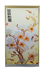 """Инфракрасный электрообогреватель-картина """"Белое дерево"""", 500 ват, 105*59 см"""