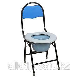 Стул-туалет без подлокотников, максимальный вес 150 кг
