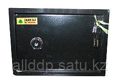 Встраиваемый сейф, черный, 35 см