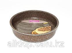 4999 FISSMAN Форма для выпечки круглая 24x6,4 см (алюминий с антипригарным покрытием)